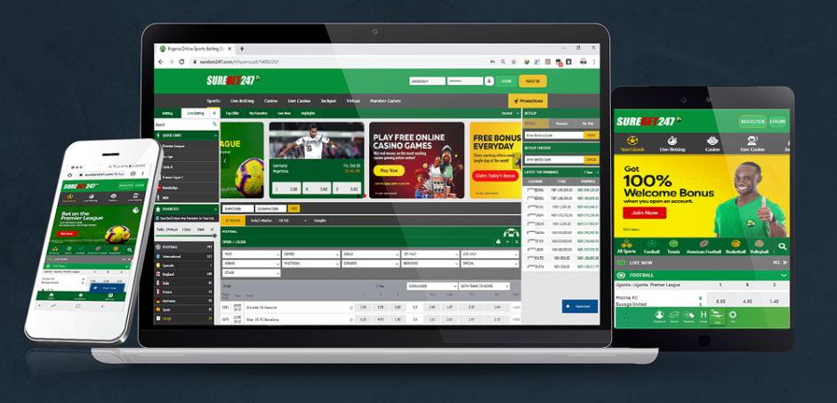 betting company